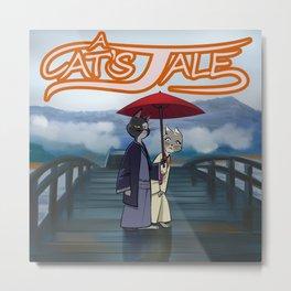 Cats tale promo Metal Print