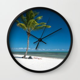 Key West Wall Clock