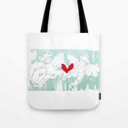 all is full of love Tote Bag