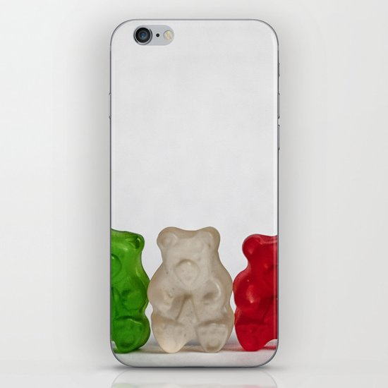 The Lineup iPhone & iPod Skin