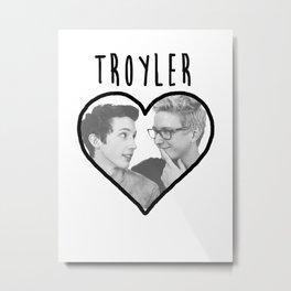 Troyler Metal Print
