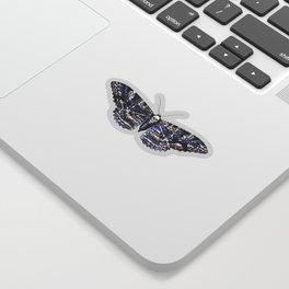 Deathshead Moth Sticker