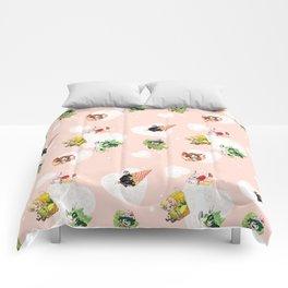 BnHA Café Comforters