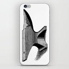 Anvil iPhone & iPod Skin