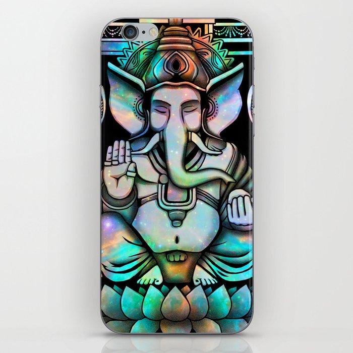 Cosmic Ganesh iPhone Skin
