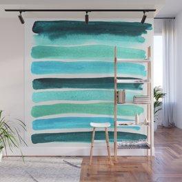 Beach colors Wall Mural