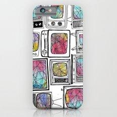 colour tv iPhone 6s Slim Case