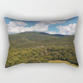 Birds-Eye View Rectangular Pillow