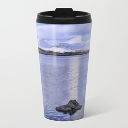 Oread on Rannoch Moor Metal Travel Mug