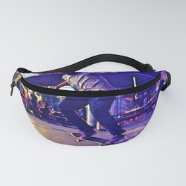 Colorful Skater Fanny Pack