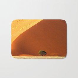 Red dunes of Sossusvlei Bath Mat