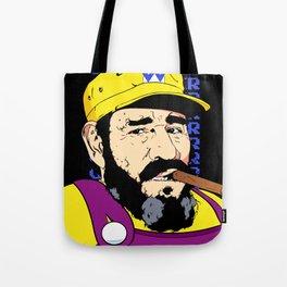 You Lose! 2 Fidel Tote Bag
