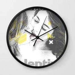 My bloody Valentine Wall Clock