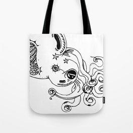 Octopy Tote Bag
