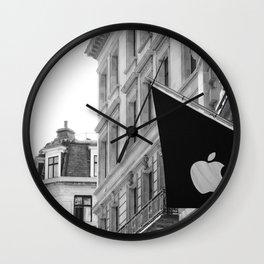Apple Store London Wall Clock