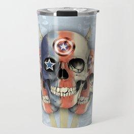 Captain Pop Travel Mug