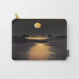 Blood Moon Reflection Carry-All Pouch