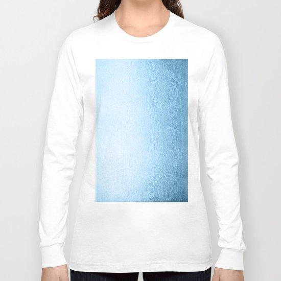 Blue Raspberry Shimmer Long Sleeve T-shirt