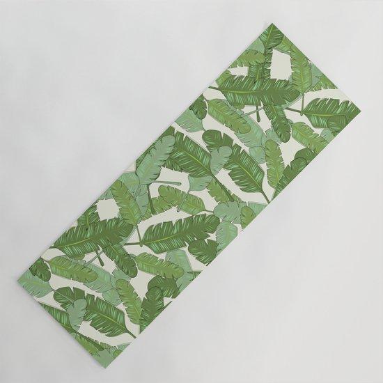 Banana Leaf Print by carrielymandesigns