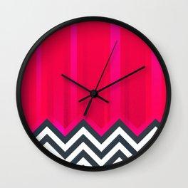 Black Lodge | Twin Peaks Wall Clock