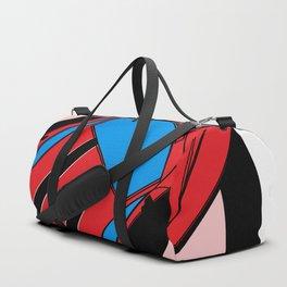 Sport car print design Duffle Bag