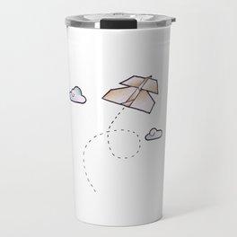 paperplane Travel Mug
