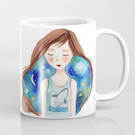 Thinking about you Coffee Mug