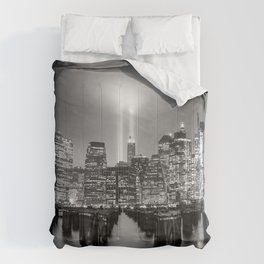 Spirit of New York Comforters