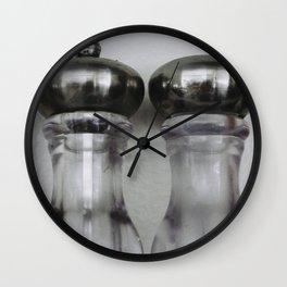 saltnpepper Wall Clock