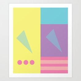 Kit n Caboodle XL Art Print