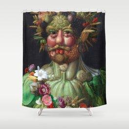 Giuseppe Arcimboldo Vertumnus Shower Curtain