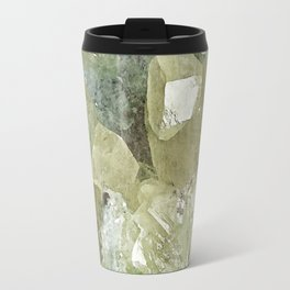 chrysocolla & calcite Travel Mug