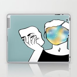 Galaxies Inside Me Laptop & iPad Skin
