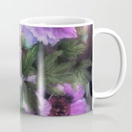 PEONIES IN BLOOM 03 Coffee Mug