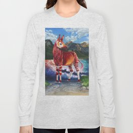 A Ravenous Fortification Long Sleeve T-shirt
