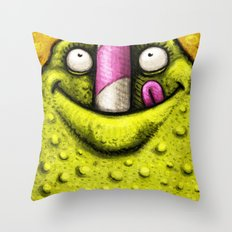 Lemonade 1/3 Throw Pillow