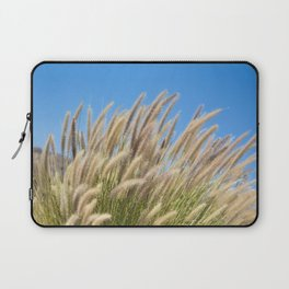 Foxtails on a Hill Laptop Sleeve