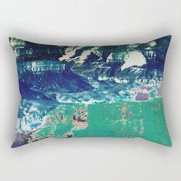 GRAND CANYON BLUES Rectangular Pillow
