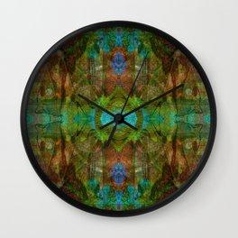 Melonium Deo Wall Clock