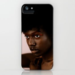 FIGURE // X iPhone Case
