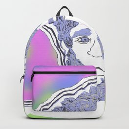 Hippie Band Backpack