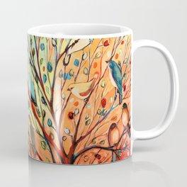 27 Birds Kaffeebecher