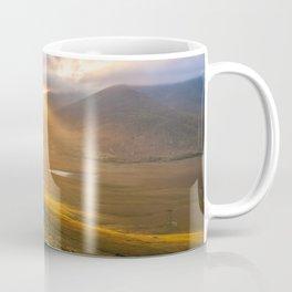 Dingle Ireland Conor Pass sunset Coffee Mug