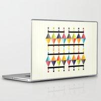 polygon Laptop & iPad Skins featuring Polygon by Sudário