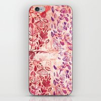 Thought is Free iPhone & iPod Skin