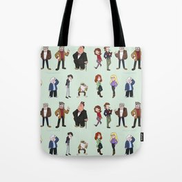 Gravity Falls characters now Tote Bag