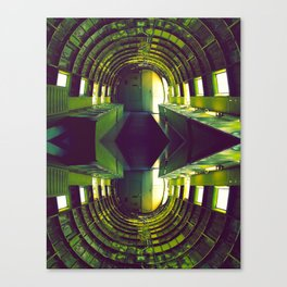 Out Of Space Canvas Print