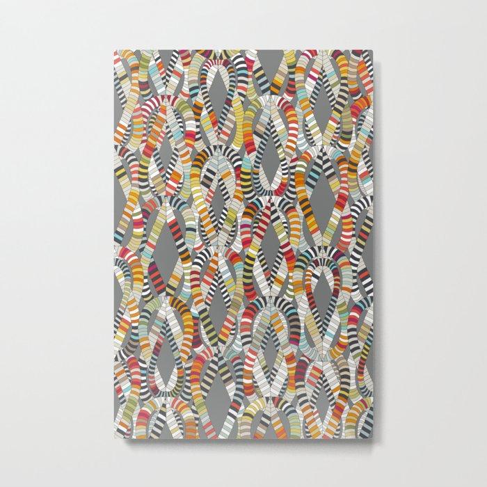 knot drop Metal Print