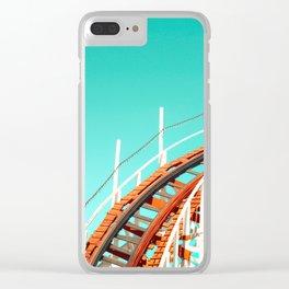 Santa Cruz 1924 Clear iPhone Case