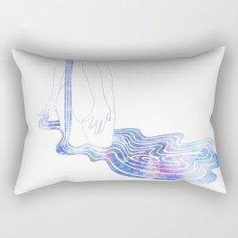 Water Nymph LXXIII Rectangular Pillow